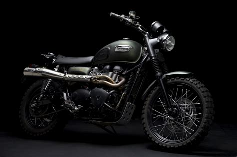 Motorcycle : The Official Jurassic World Triumph Scrambler