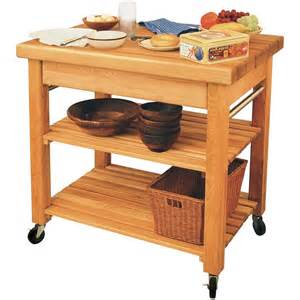 Kitchen Island Butcher Designing Cool And Convenient Rolling Kitchen Island Silo Tree Farm