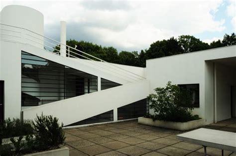 le corbusier architecture moderne villa savoye
