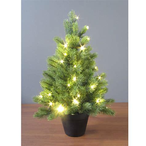 weihnachtsbaum im topf haus ideen
