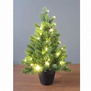 Tannenbaum Im Topf : k nstlicher tannenbaum im topf weihnachtsbaum kunsttanne 60 cm mit 50er led lichterkette www ~ Frokenaadalensverden.com Haus und Dekorationen