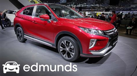 Mitsubishi Eclipse Edmunds by Mitsubishi Eclipse Cross Look Review Edmunds