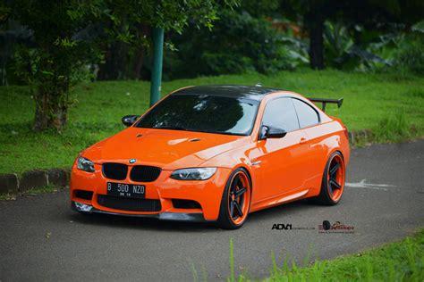 Bmw M3 E92 Halloween Edition Orange By Antelope Bantuningcult