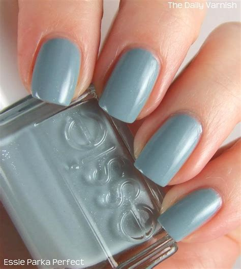 essie parka perfect daily varnish