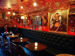 Barts: Hidden speakeasy, somewhere on Sloane Ave - HYHOI