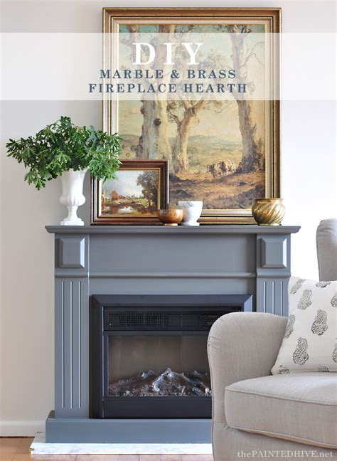 beautiful affordable diy fireplace makeover brick anew