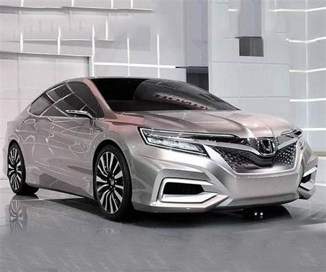 Allnew Design For 2019 Honda Accord