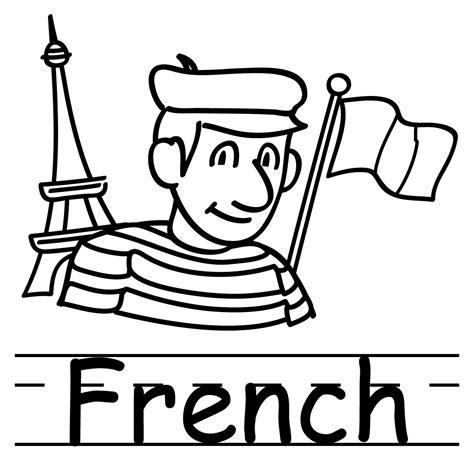 Clip Art: Basic Words: Feat Color Unlabeled I abcteach.com ...