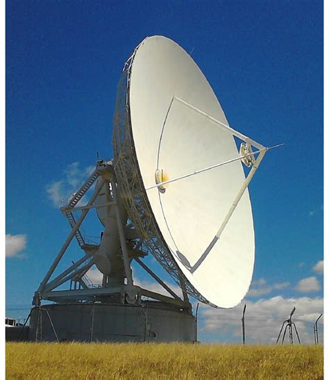 cuisine satellite how to convert a satellite dish into a radio telescope