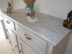 Peinture A Effet Pour Meuble : effet blanchi sur meuble resine de protection pour peinture ~ Melissatoandfro.com Idées de Décoration