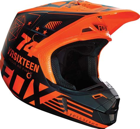 mens motocross helmets 2016 fox racing v2 union helmet motocross dirtbike