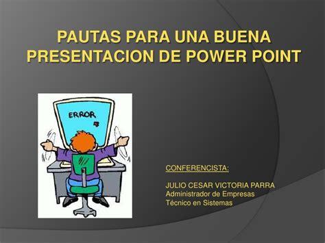 Como Hacer Una Presentacion En Powerpoint Newhairstylesformen2014com