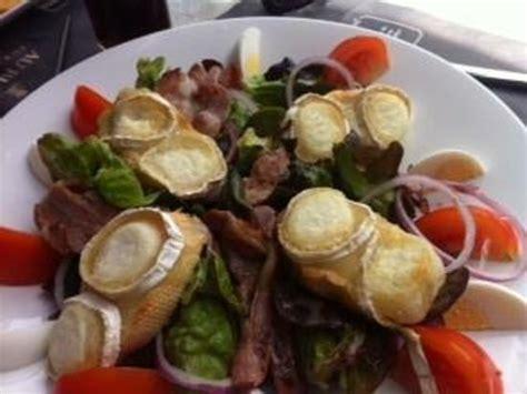 au bureau lannion salade met geitenkaas picture of au bureau lannion