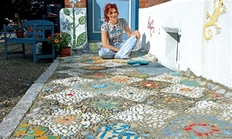 Garten Selber Gestalten by Anleitung Mosaik Im Garten Legen Das Haus
