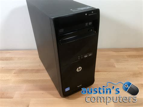 Hp Desktop Computer  Computer Repair Plymouth