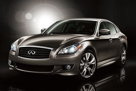 Infiniti M Series M37 2018 Auto Images And Specification