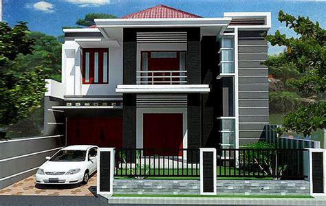 desain rumah minimalis  lantai type  design rumah