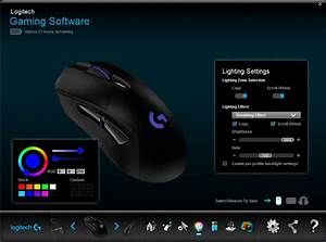Logitech G403 Prodigy Wireless Gaming Mouse Review The