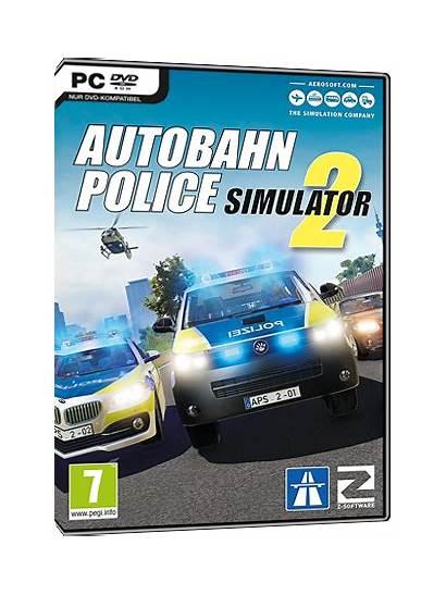 Simulator Autobahn Polizei Mmoga