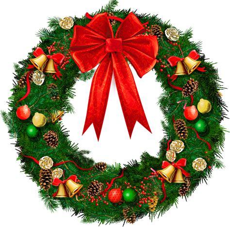 holiday wreath clip art clipart best