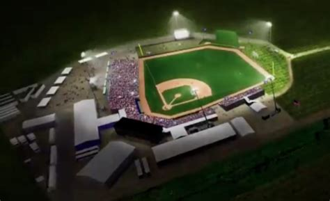 white sox field  dreams game  pay homage
