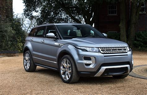 expensive land rover the range rover evoque looks more expensive than it is