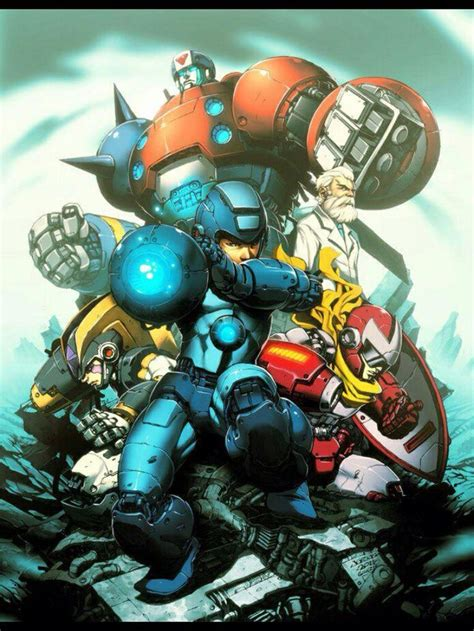 515 Best Images About Mega Man On Pinterest
