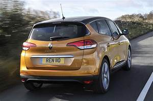 Renault Scenic Review  2017