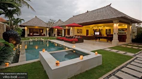 Villa Jaclan In Seminyak, Bali (3 Bedrooms)