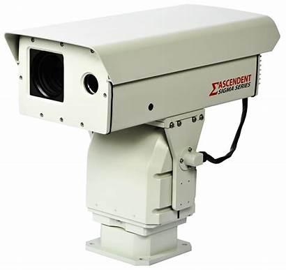 Camera Cctv Ptz Laser Range Ir Night