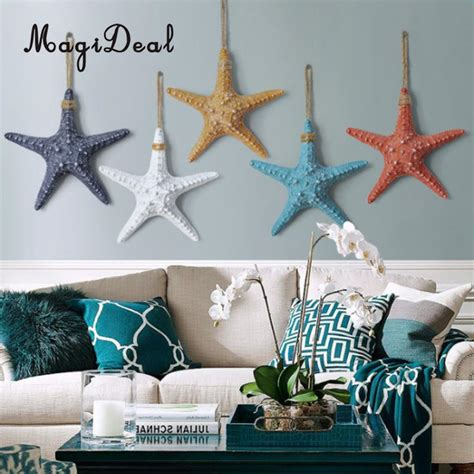 Shop the top 25 most popular 1 at the best prices! Sea Themed Ocean Style Nautical Beach Starfish Wall Hanging Door Wall Decor Crafts Photography ...
