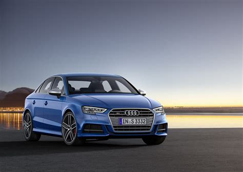 2017 Audi S3 Sedan  Picture 671827  Car Review @ Top Speed