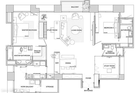 design a floor plan interior design trends in two modern homes with