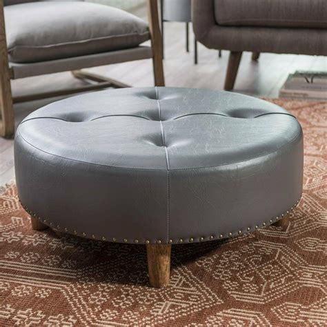 What's more, some of them 9. Get 34+ Large Round Ottoman Coffee Table