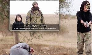 ISIS release new footage claiming to show a child ...