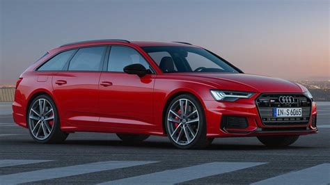 2020 audi s6 2020 audi s6 and s7 revealed tdi for europe tfsi for u s