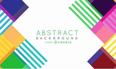 Abstract Background Colorful Stripes 3d Vexels Vector