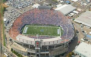 Today In Pro Football History Past Venue Liberty Bowl