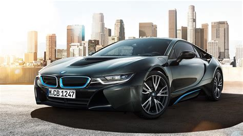 Bmw I8 Concept Wallpapers
