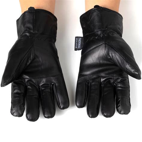 touchscreen handschuhe herren alpine schweizer herren touchscreen handschuhe leder thermofutter phone ebay