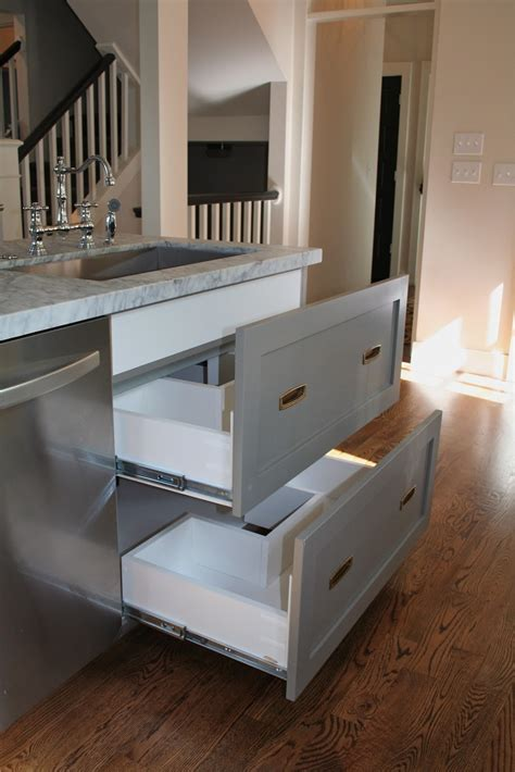 design dump drawers   kitchen sink