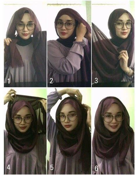 hijab styles  face dolche fashion
