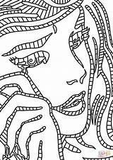 Coloring Roy Crying Lichtenstein Pages Printable Supercoloring Pop Drawing Adults Paper Dot Puzzle sketch template