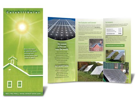 How To Design A Company Brochure by How To Create An Effective Brochure For Your Business