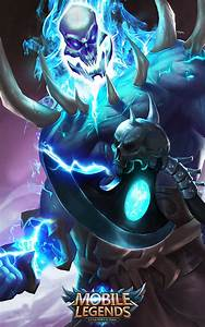Download Balmond Ghoul's Fury Mobile Legends Hero Free