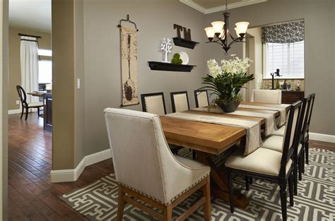 inspiring ideas   stylish  simple dining