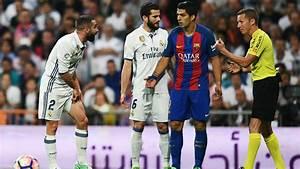 Real Madrid versus Barcelona El Clasico in the USA