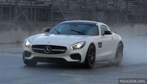 Driven Mercedes Amg Gt S At Laguna Seca Image 351611