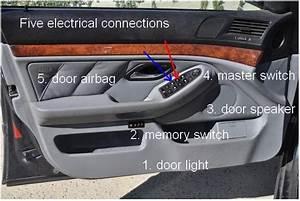 Diy  1998 528i Rear Window Regulator Repair