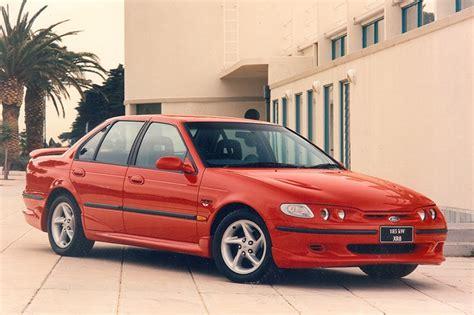 1994 1998 ford ef el falcon xr6 buyer s guide